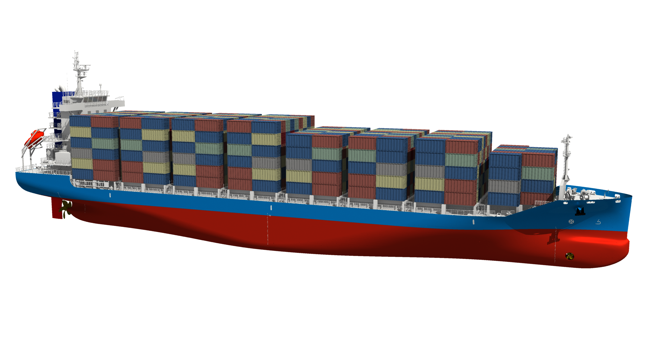 TSUNEISHI GROUP (ZHOUSHAN) SHIPBUILDING has secured orders for three 1,091TEU Type  Container Carriers from Chinese State-owned Company