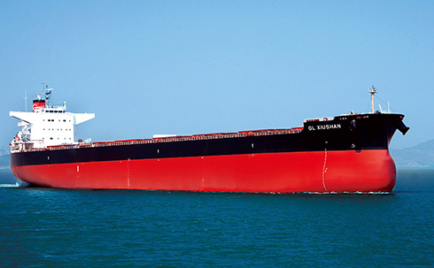 TESS98 / 98,000DWT BULK CARRIER