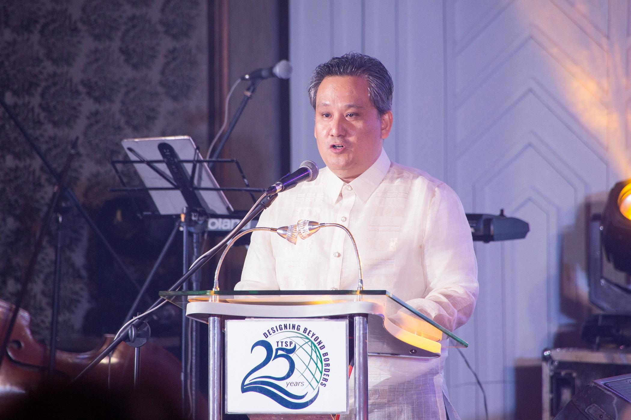 位于菲律宾的设计据点TSUNEISHI TECHNICAL SERVICES (PHILS.), Inc.举办成立25周年纪念庆典