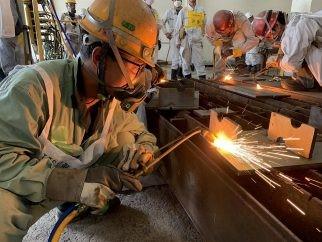 常石集团(舟山)造船 举行第10届技能奥林匹克竞赛 — 不断追求技术和质量的提高